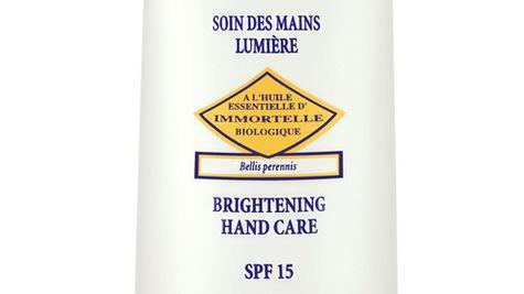 Crema de maini imortele, cu efect de stralucire, L'Occitane
