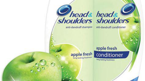 Noul head&shoulders Apple Fresh