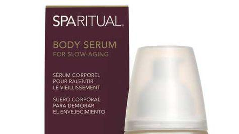 SpaRitual Body Serum for Slow-Aging incetineste imbatranirea