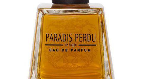 Noua creatie a casei Frapin, parfumul Paradis Perdu, exclusiv in Beautik Haute Parfumerie
