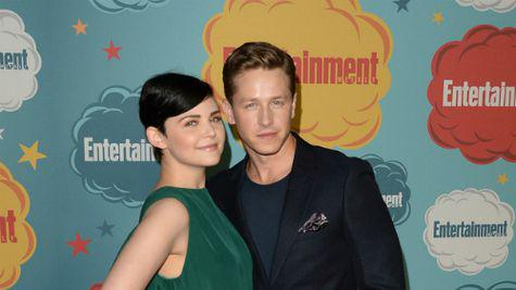 Ginnifer Goodwin si Josh Dallas s-au casatorit