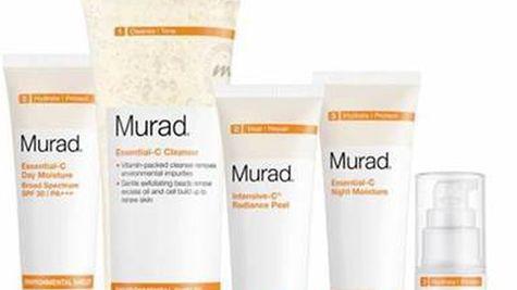 Infuzie de vitamina C cu gama Murad Environmental Shield