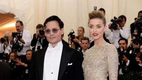 Johnny Depp si Amber Heard s-au casatorit!