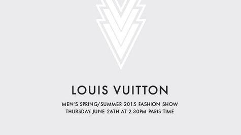 Vezi in direct prezentarea colectiei pentru barbati Louis Vuitton primavara-vara 2015!