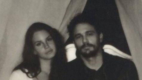 Lana del Rey si James Franco – tineri, frumosi si proaspat casatoriti?