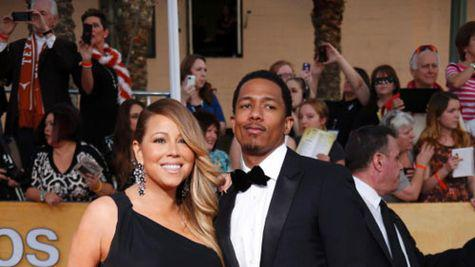 Mariah Carey si Nick Cannon, in pragul divortului!