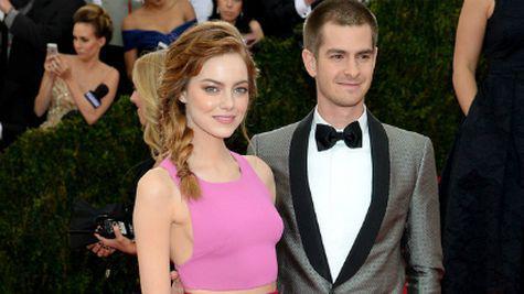 Emma Stone si Andrew Garfield s-au despartit definitiv