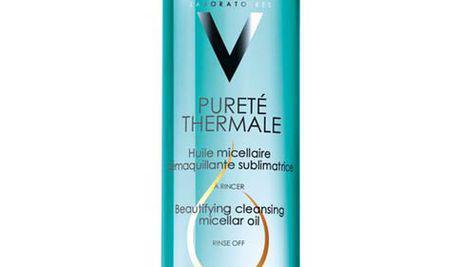 Nou: Vichy Purete Thermale Ulei Micelar demachiant cu efect de infrumusetarea a pielii