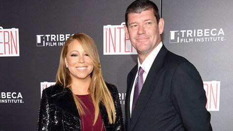 Mariah Carey s-a logodit cu miliardarul James Packer