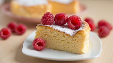 Cheesecake cu zmeura si lamaie