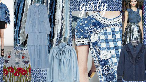 jeans couture girly