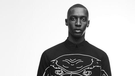 Givenchy a lansat o colectie capsula cu printul Rottweiler