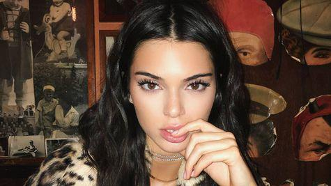 Kendall Jenner isi doreste pictoriale mai hot