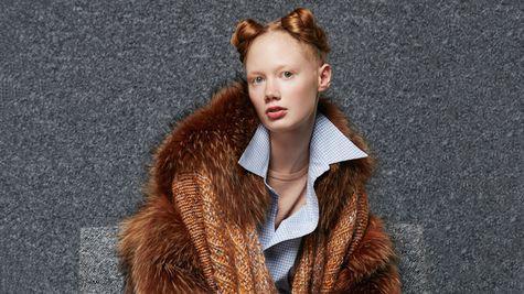 Editorial fashion: The new modern