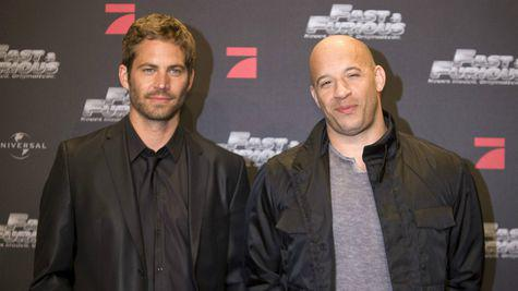 vin diesel si paul walker