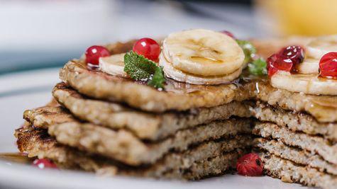 Clatite din 3 ingrediente – reteta topmodelului Karlie Kloss