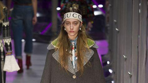 Gucci colectia toamna-iarna 2017-2018