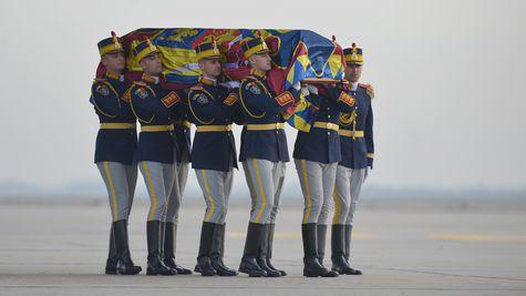 Ce personalitati nobile participa la inmormantarea Regelui