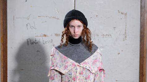 Junya Watanabe colecția toamnă-iarnă 2018-2019