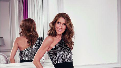 Céline Dion, noua imagine L'Oréal Paris
