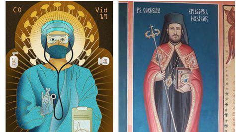 Medicii nu sunt sfinți, dar abuzatorii da. Dubla măsură a Bisericii Ortodoxe Române