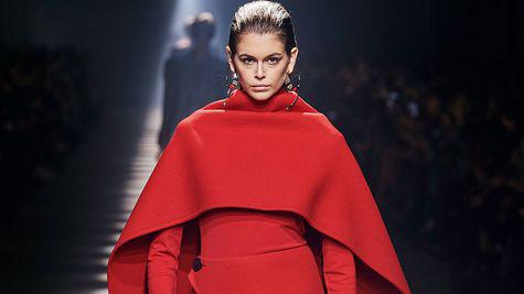 Fashion trend: Red Alert