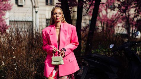 Pink obsession, cel mai cool trend fashion al toamnei