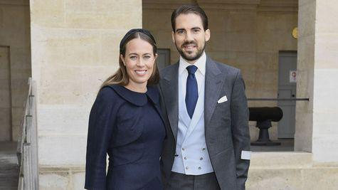 O nouă nuntă regală! Prințul Philippos al Greciei și Danemarcei s-a căsătorit