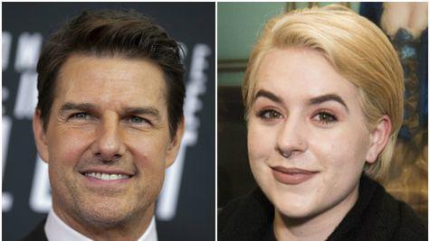 De ce fiica lui Tom Cruise nu vrea să locuiască alături de celebrul ei tată