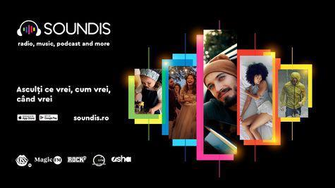 (P) A.G. Radio Holding anunță lansarea platformei digitale SOUNDIS