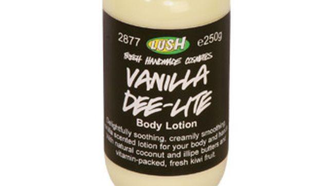 Vanilla Delite LUSH