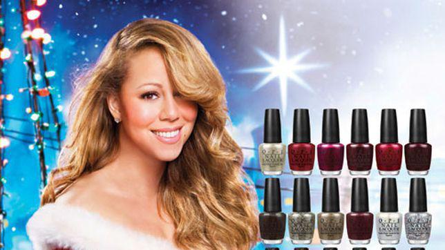 Mariah Carey Holiday, noua colectie de lacuri de unghii OPI