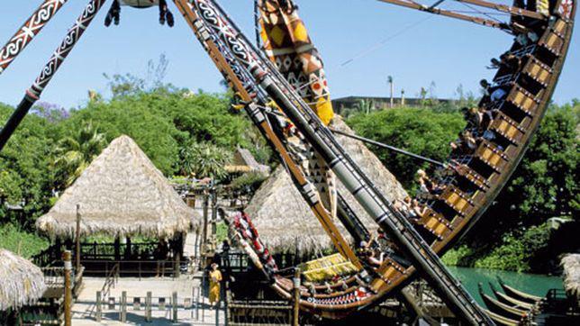 TOP 10 Cele mai interesante parcuri de distractii pentru copii