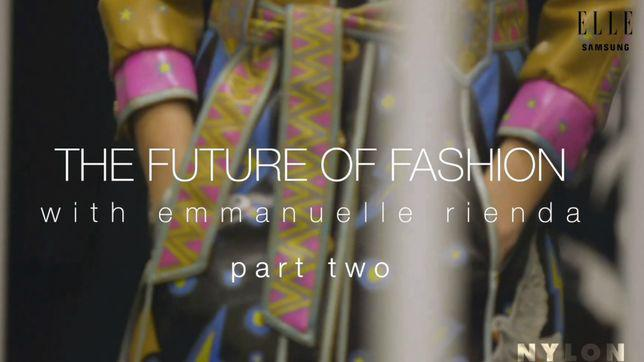 The Future of Fashion cu Emmanuelle Rienda Partea II