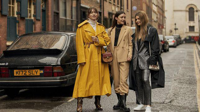 Best streetstyle looks @ London Fashion Week Fall/Winter 2020