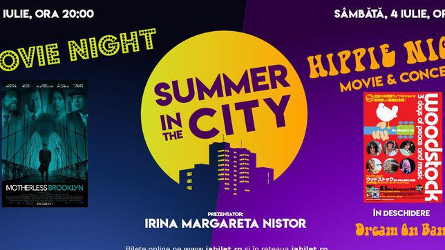 Event Cover summer in the city