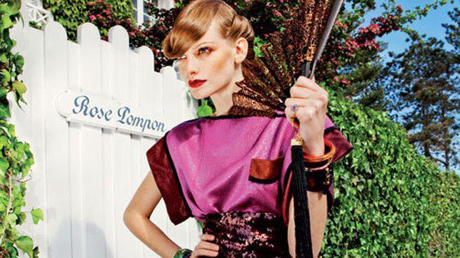 Editorial fashion: Deauville, mon amour!