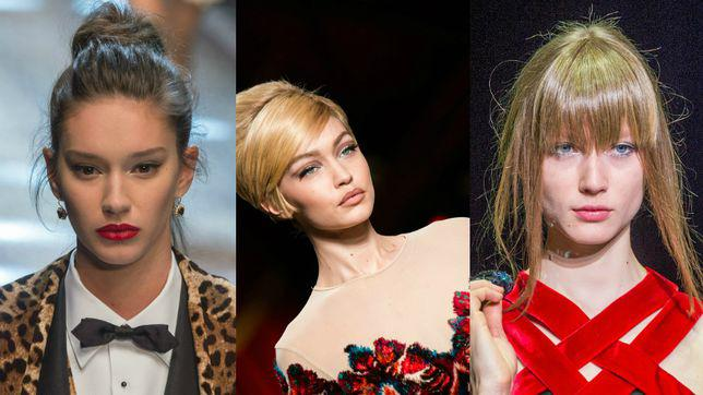top 5 look-uri de beauty de la Milano Fashion Week