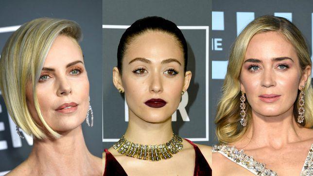 Critics' Choice Awards 2019: Cele mai frumoase coafuri și machiaje