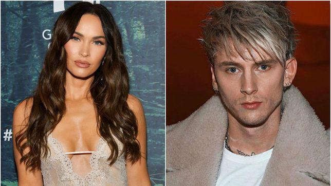 Megan Fox și Machine Gun Kelly